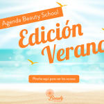 Agenda Beauty School Especial Verano