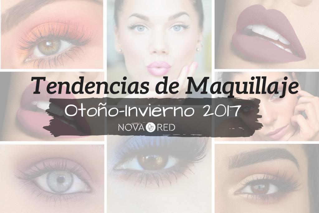 c64bea020 4 Tendencias de Maquillaje para el Otoño-Invierno 2017
