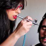 Ventajas de usar la aerografía en Maquillaje Profesional