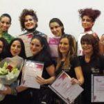 Ya tenemos nuestra primera promoción de alumnas de Beauty School