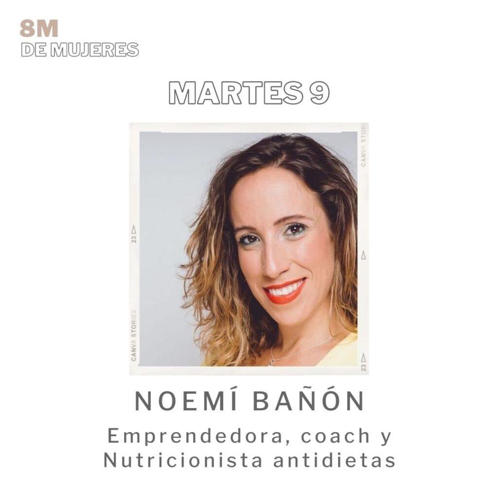 Noemí Bañón